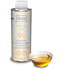 Bild von Artikel MjAMjAM - natürliches Leinöl 500ml Flasche