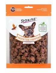 Bild von Artikel Dokas Insekten-Happen Mehlwürmer, Grillen, Karotten 100g Beutel