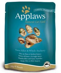 Bild von Artikel Applaws Thunfisch / Sardelle 70g Paket
