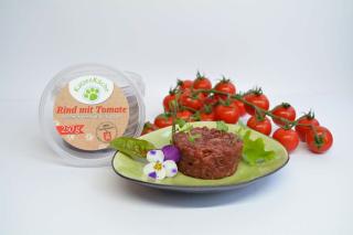 Bild von Artikel Rind mit Tomate 125g Dose