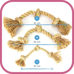 Bild von Artikel Beco Rope Jungle Triple Knot Small