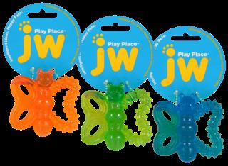 Bild von Artikel JW Play Place Butterfly Chew Me  7,5cm