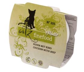 Bild von Artikel Catz Finefood Mousse Huhn mit Rind 100gr
