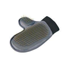 Bild von Artikel Fellpflege-Handschuh Metallborsten 18x24cm