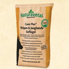 Bild von Artikel Canis Plus Welpen & Junghunde Geflügel Kleinere Pellets 1kg Paket