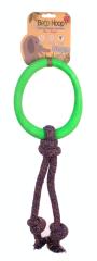 Bild von Artikel Beco Hoop on a Rope Grün Small