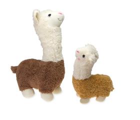 Bild von Artikel Plüschspielzeug Alpaka L: 26 cm B: 18 cm H: 10 cm beige