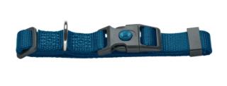 Bild von Artikel Halsband London Basic Blau Gr. XXS-XS