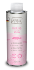 Bild von Artikel MjAMjAM - natürliches Lachsöl 500ml Flasche