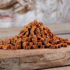 Bild von Artikel Goodies Hühnchenfleischwürfel 100g Beutel