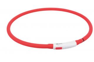 Bild von Artikel Flash Leuchtring USB XS-XL Rot- 1 Stück