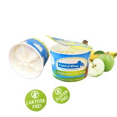 Bild von Artikel Cold & Dog Hunde-Eis  Apfel & Banane 90ml