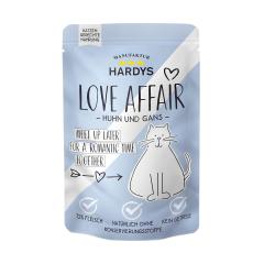 Bild von Artikel Hardys Love Affairs Huhn & Gans 100g Pouch