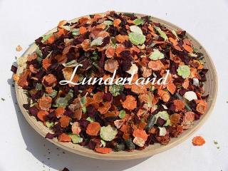 Bild von Artikel Lunderland Gemüsemix 500g Paket