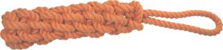 Bild von Artikel Handgearbeitetes Tau orange