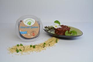 Bild von Artikel Rind mit Quinoa 125g Dose