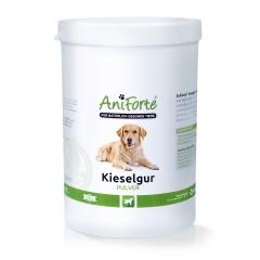 Bild von Artikel Kieselgur für Hunde 500g Dose
