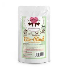 Bild von Artikel Katzenliebe Bio-Rind 100g Beutel