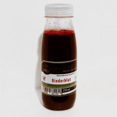 Bild von Artikel Rinderblut 250ml Flasche