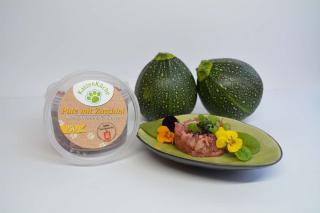 Bild von Artikel Pute mit Zucchini 125g Dose