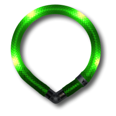 """Bild von Artikel Leuchtie """"Mini"""" Neongrün Größe 25"""