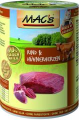 Bild von Artikel Cat Rind & Hühnerherzen 200g Dose