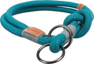 Bild von Artikel BE NORDIC Zug-Stopp-Halsband Petrol Gr. S / 35cm