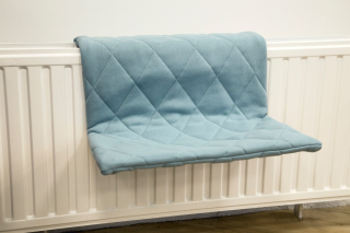 Bild von Artikel Beeztees Heizungshängematte Jersey L: 40 cm B: 30 cm H: 25 cm blau