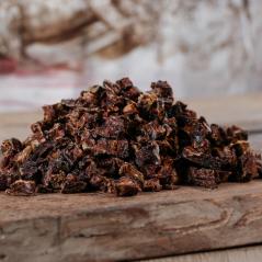 Bild von Artikel Goodies Rinderlungenwürfel getr. 100g Beutel