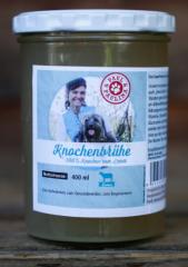 Bild von Artikel Knochenbrühe Lamm 400ml Glas
