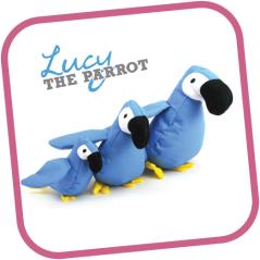 Bild von Artikel Lucy the Parrot small
