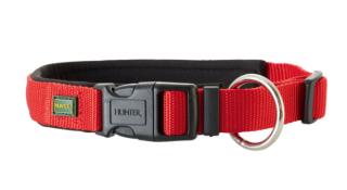 Bild von Artikel Halsband Neopren Vario Plus - Rot/Schwarz Gr. S /1,5