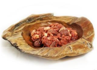 Bild von Artikel Komplett Menü Geflügel  150g Wurst
