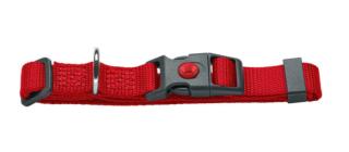 Bild von Artikel Halsband London Basic Rot Gr. XXS-XS