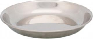 Bild von Artikel Edelstahlnapf flach, 0,2 l, ø 13 cm