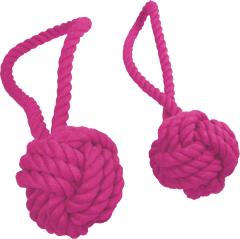 Bild von Artikel Wurfball mit Schlaufe Pink gr. S