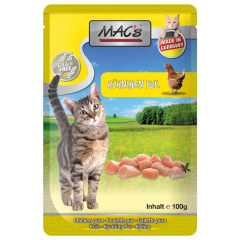 Bild von Artikel Cat Hähnchen pur Pouch100g