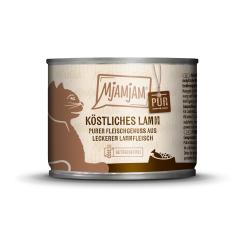 Bild von Artikel MjAMjAM  Purer Fleischgenuss Lamm 200g Dose