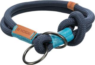 Bild von Artikel BE NORDIC Zug-Stopp-Halsband Blau Gr. S / 35cm