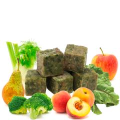 Bild von Artikel Veggi Cubes IV, gefroren 10 Würfel circa 500g