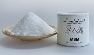 Bild von Artikel Lunderland - MSM 150g Dose