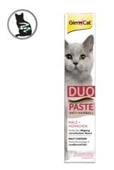 Bild von Artikel Gimcat Anti-Hairball Malz + Hühnchen 50g Packung