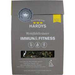 Bild von Artikel Hardys Kräuter Immun & Fitness 45g Paket